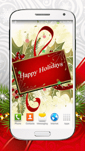 New Year Live Wallpaper HD screenshot 4