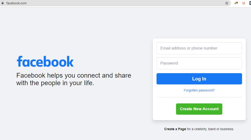download Facebook video in Laptop or computer - login