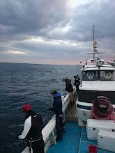 Photo: 超~! 久しぶりの出航です! 遠征ジギング、やったるぞー!