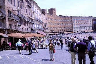 Photo: In Siena