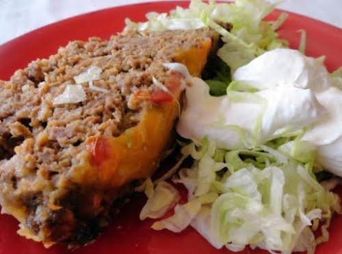 "Taco Meatloaf ""Absolutley amazing!!! This was soo good and my family loved..."