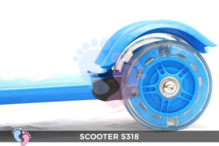 xe scooter cho bé từ 5 tuổi đến 12 tuổi s318