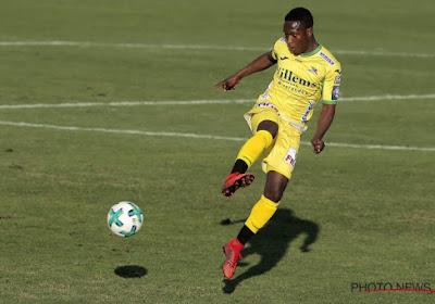 Ibrahima Sory Bah est prêté au RWDM