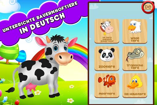 Nutztiere für Kleinkinder Farm Animals for Toddler  Frei Ressourcen 1