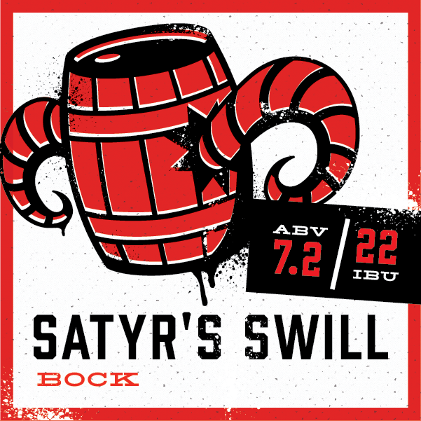 Logo of Back Pew Satyr's Swill
