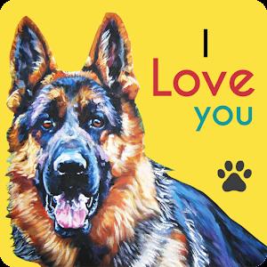 Descargar German Shepherd Wallpaper Apk última Versión 14