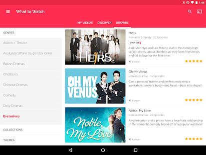 Android app watch korean drama : Broken silence movie lifetime