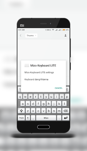 Mizo Keyboard LITE app (apk) free download for Android/PC