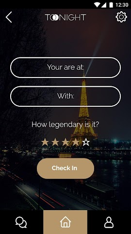 android TooNight Screenshot 1