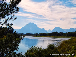 Photo: Oxbow area of Snake River