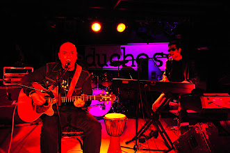 Photo: John and Lewis Nitikman Live @The Duchess in York