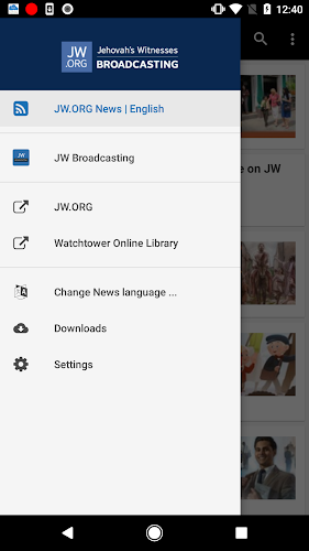 Download JW Broadcasting & News APK latest version app by
