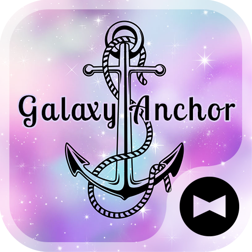 Galaxy Anchor Wallpape Icon