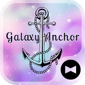 Galaxy Anchor +HOME Theme