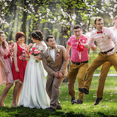 Wedding photographer Elina Cvetkova (Elinalava). Photo of 24.04.2015