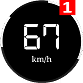 Accurate Speedometer - Digital GPS Speed Meter
