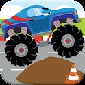 Monster Truck Games Easy Kids