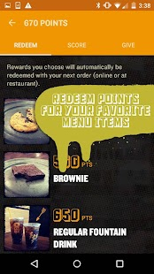 QDOBA Rewards- screenshot thumbnail