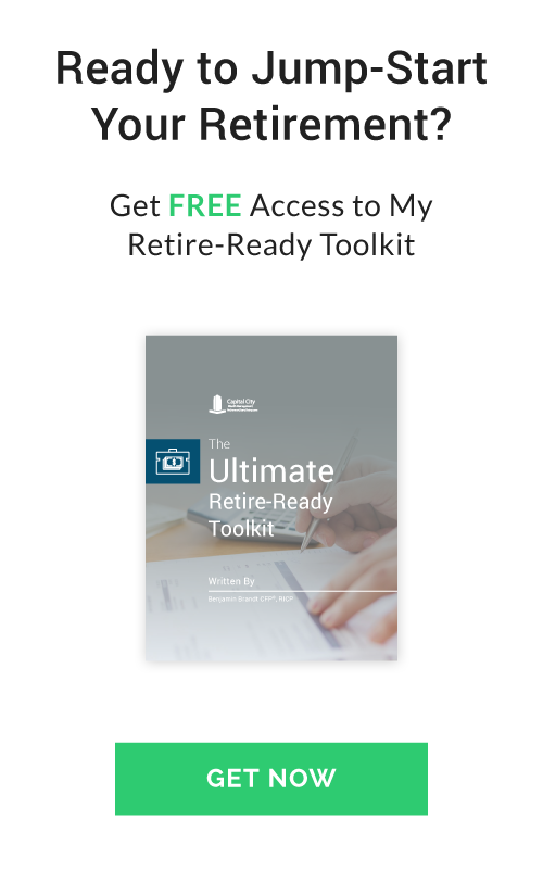 Click to download my retire ready toolkit