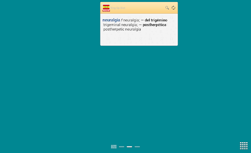 English<>Spanish Medical - screenshot thumbnail