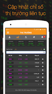 VNDIRECT Trading Application- screenshot thumbnail