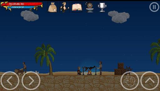 RPG platformer - Gothic: ArnaLLiA android2mod screenshots 6