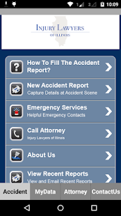 Injury Lawyers of Illinois- screenshot thumbnail