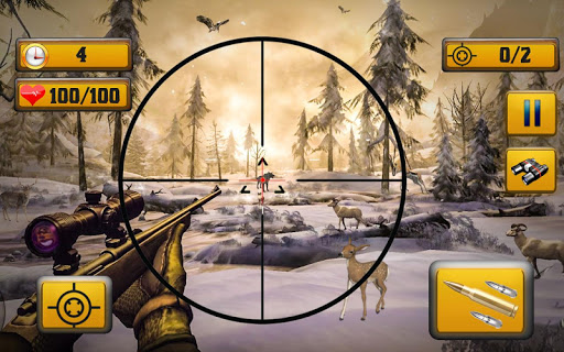 Wild Animal Shooting  screenshots 14