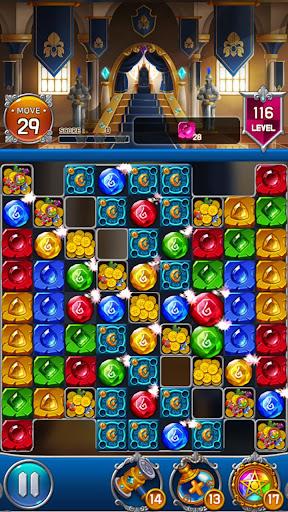 Jewel Royal Castle: Match3 puzzle apkpoly screenshots 5