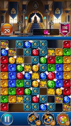ジュエル・ロイヤル・キャッスル: Match3 puzzleのおすすめ画像5