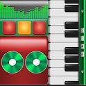 Piano Recorder Mixer icon