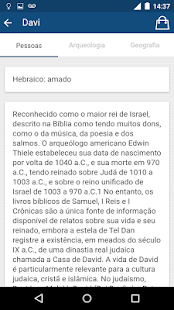 Dicionário e Manual da Bíblia- screenshot thumbnail