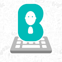 Bobble Indic Keyboard - Stickers, Ғonts & Themes icon
