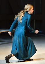 Photo: WIEN/ Volksoper: DIE VERKAUFTE BRAUT von Bedrich Smetana. Inszenierung: Helmut Baumann. Premiere am 17.2.2013. Caroline Melzer. Foto: Barbara Zeininger.