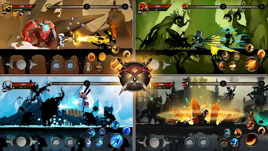 Stickman Legends Mod Apk 2.4.75 (Unlimited Money + Unlocked Skills) 6