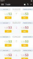 Screenshot of CFD Market