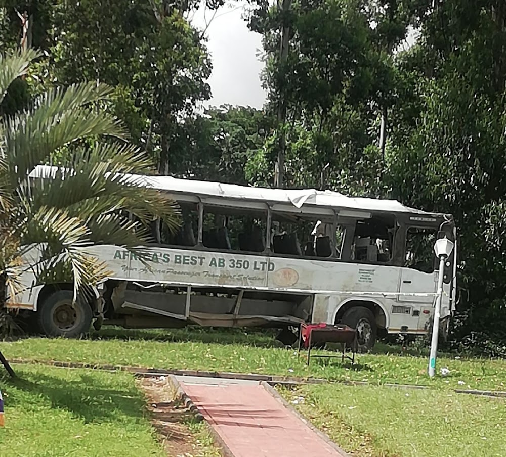 Bus Declared Roadworthy A Day After Killer Centane Crash
