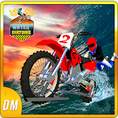 Water Dirt Bike Racing