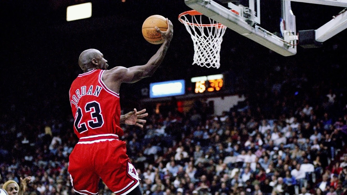 Watch Michael Jordan: Come Fly With Me live
