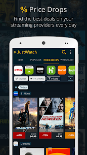 JustWatch – The Streaming Guide for Movies & Shows 4