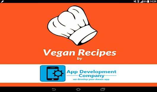 Vegan Recipes- screenshot thumbnail