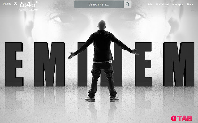 Eminem Wallpapers Hd Theme