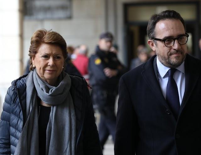 Magdalena Álvarez, ex consejera de Economía y Hacienda