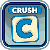 Crush Letters - Swipe Words