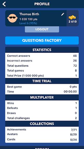 General Knowledge Quiz 7.0.14 screenshots 8