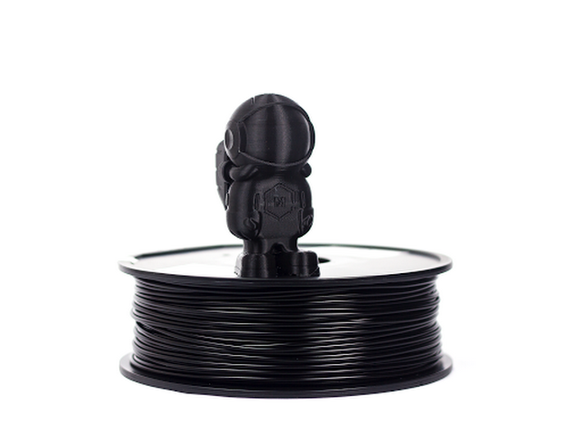 Premium Creality 3D printing filament Black 1KG 1.75mm PLA