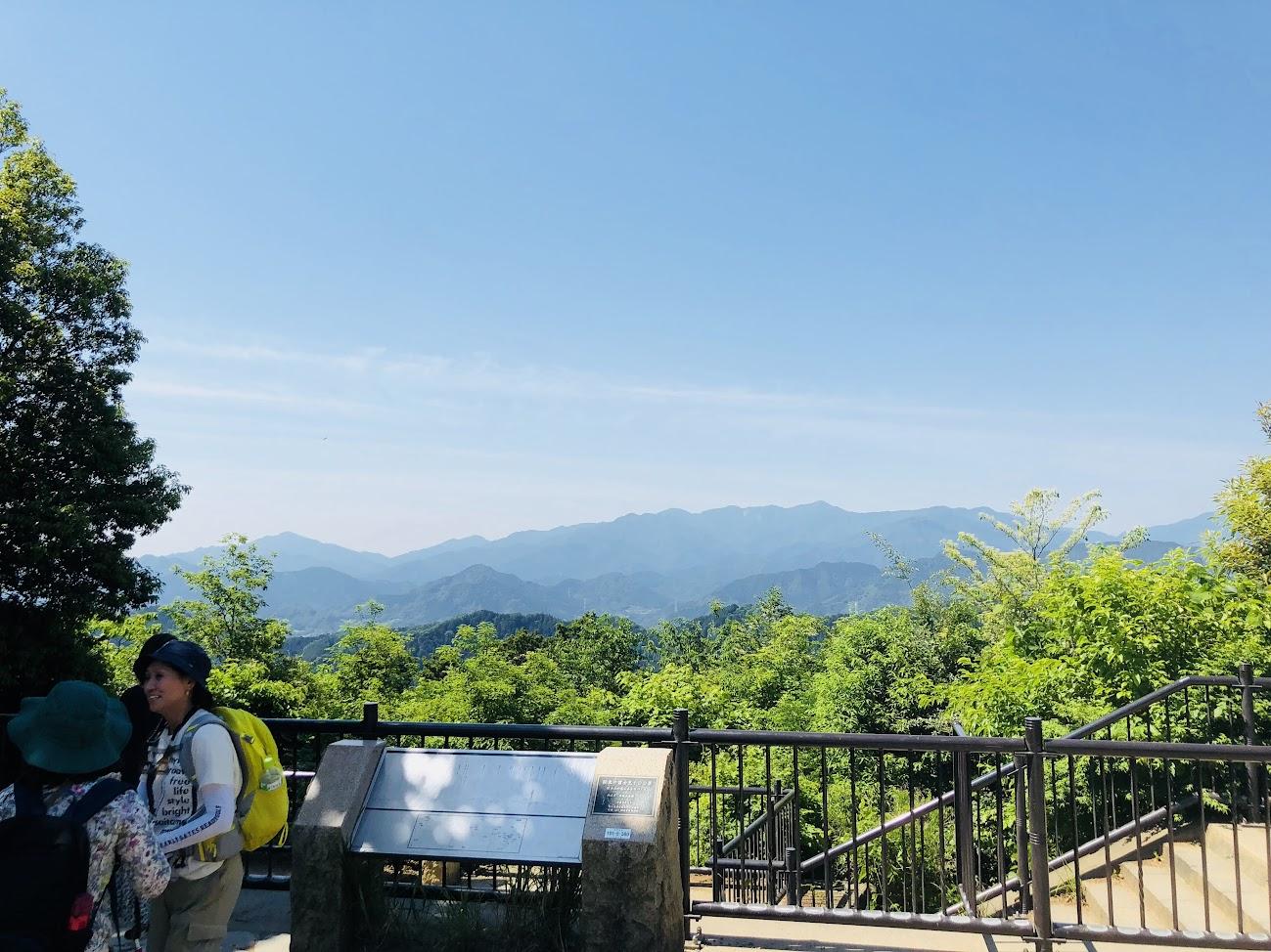 veiw of Mt.Takao