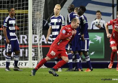Berrier veut du respect des Anderlechtois