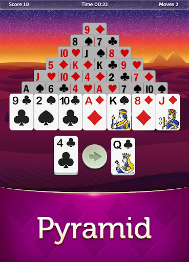 Magic Solitaire - Card Game modavailable screenshots 6