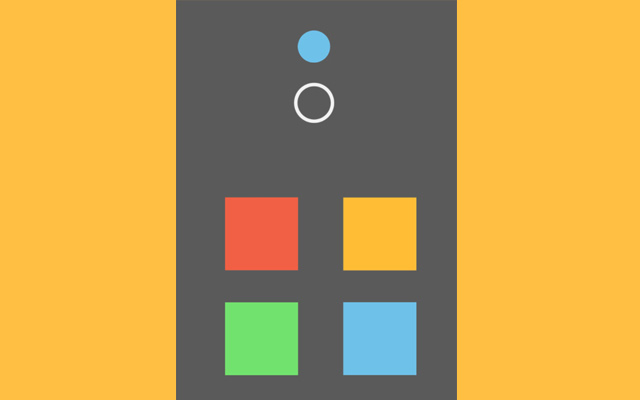 Color Zap Game
